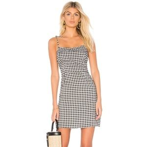 Cupcakes and Cashmere Eddie Gingham Dress Size 10